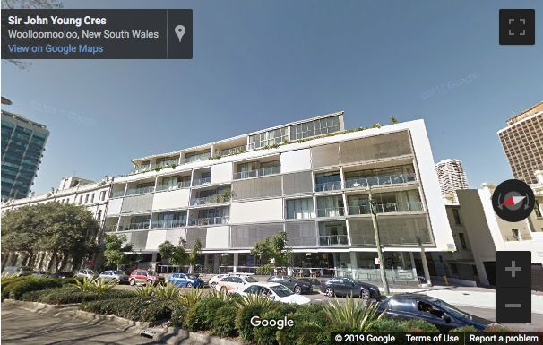 Street View image of 68 Sir John Young Crescent, Woolloomooloo, Sydney, New South Wales