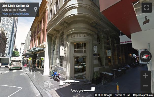 Street View image of 306 Little Collins Street, Melbourne, Victoria