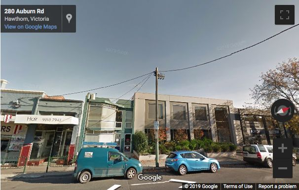 Street View image of 270 Auburn Road, Hawthorn, Melbourne, Victoria
