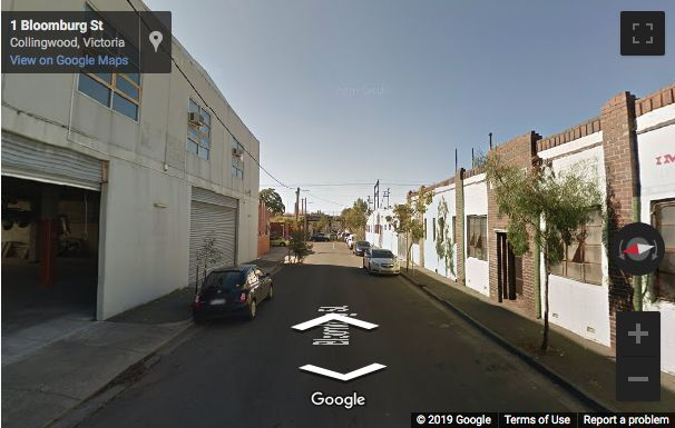 Street View image of 4 Bloomburg Street, Collingwood, VIC, Melbourne, Victoria