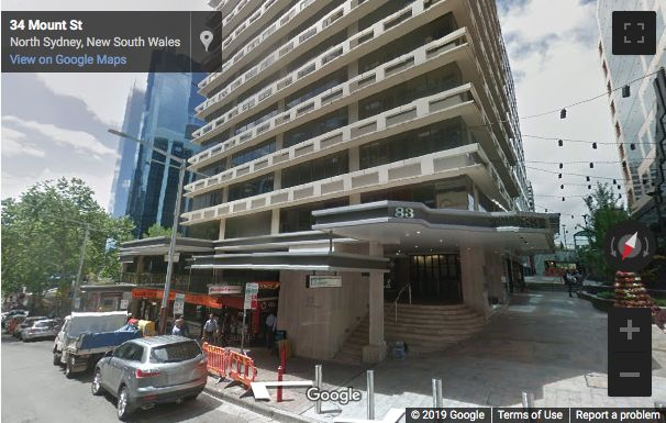 Street View image of 83 Mount Street, North Sydney, Sydney, New South Wales