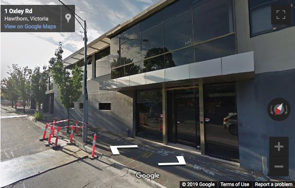 Street View image of Building C, 600 Glenferrie Rd, Hawthorn, Melbourne, Victoria