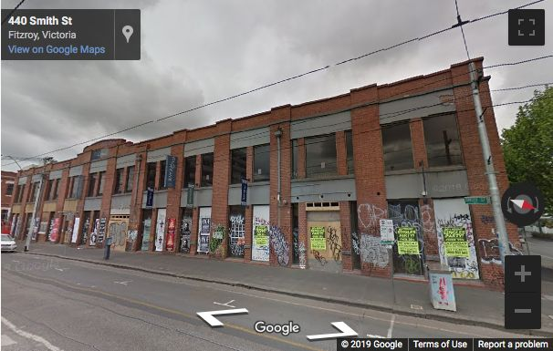 Street View image of 425 Smith Street, Fitzroy, Melbourne, Victoria