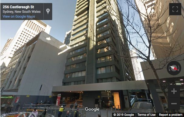 Street View image of 1901/233 Castlereagh Street, Sydney, NSW, New South Wales