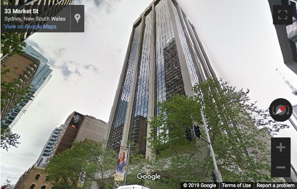 Street View image of 44 Market Street, Sydney, New South Wales