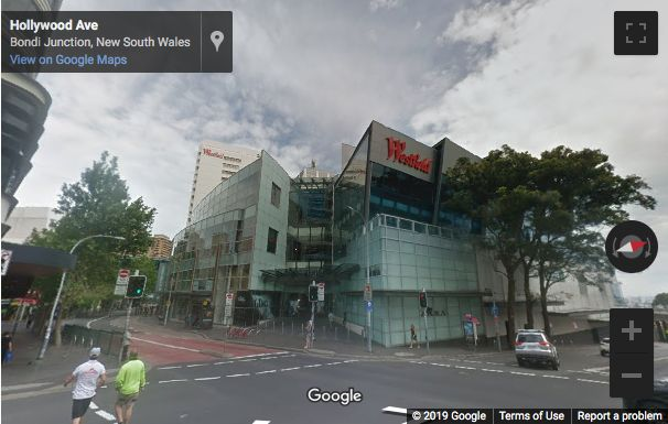 Street View image of 520 Oxford Street, Bondi Junction, Sydney, New South Wales
