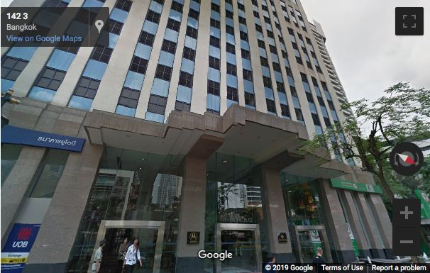 Street View image of Two Pacific Place Building, 142 Sukhumvit Road, Klongtoey, Bangkok