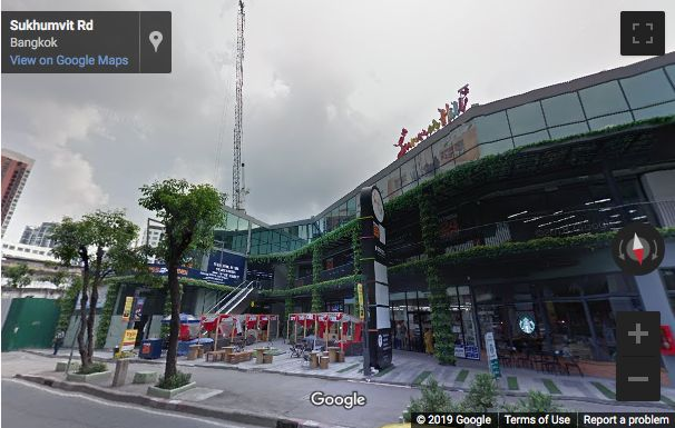 Street View image of Summer Hill, 1106 Sukhumvit Road, Prakanong, Klongtoey, Bangkok