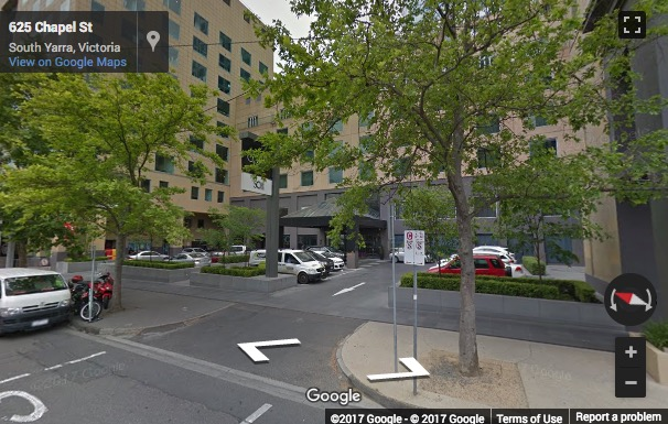 Street View image of Como Office Tower, 644 Chapel Street, South Yarra, Melbourne, Australia