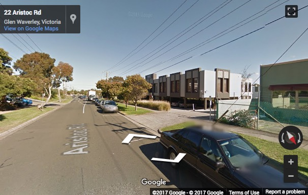Street View image of Waverley Business Centre, 21-23 Aristoc Road, Glen Waverley, Melbourne