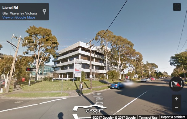 Street View image of 541 Blackburn Road, Mount Waverley, Australia
