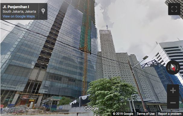 Street View image of Spaces World Trade Center 3, WTC 3, Jl. Jalan Jend, Sudirman Kav. 29-31, South Jakart, Jakarta
