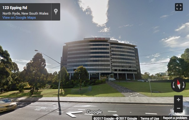 Street View image of 123 Epping Road, North Ryde, Sydney, Australia