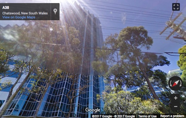 Street View image of Chatswood Corporate Centre, Zenith Centre, 821 Pacific Highway, Sydney, Australia