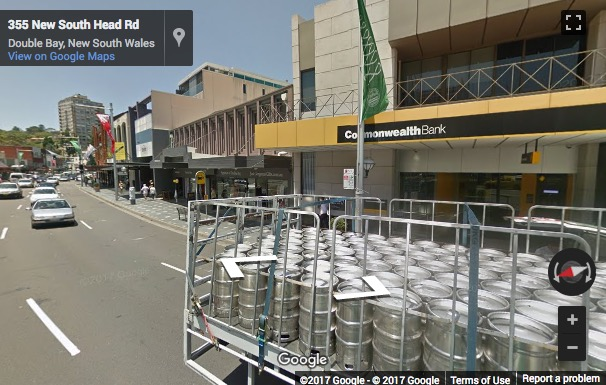 Street View image of 397 New South Head Road, Sydney, Australia