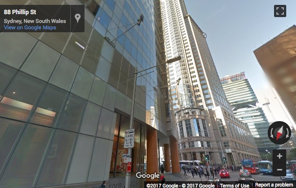 Street View image of RBS Tower, 88 Phillip Street, Sydney, Australia