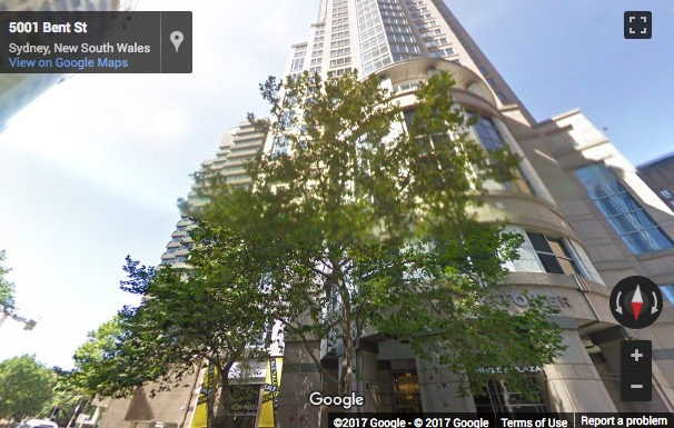 Street View image of Macquarie House, 167 Macquarie Street, Sydney, Australia