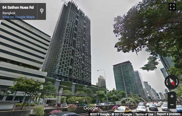 Street View image of Asia Centre Building, South Sathorn Road, Thungmahamek, Sathorn, Bangkok, Thailand
