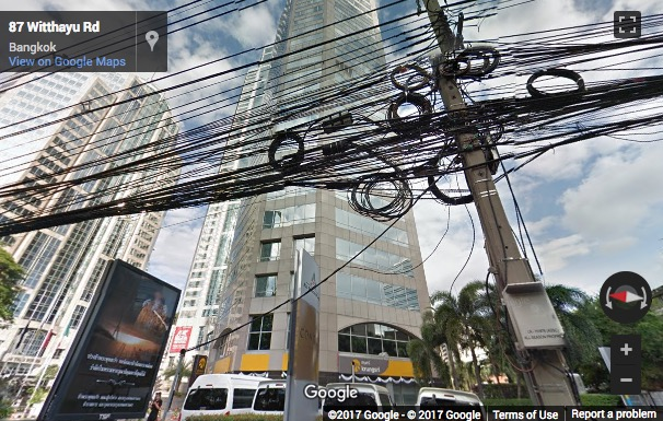 Street View image of Capital Tower, All Seasons Place, 87/1 Wireless Road, Lumpini, Pathumwan, Bangkok, Thailand
