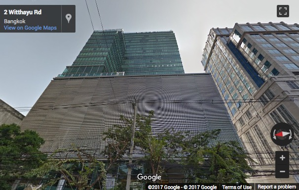 Street View image of Athenee Tower, 63 Wireless Road, Lumpini, Pathumwan, Bangkok, Thailand